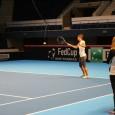 Irina Begu, liderul echipei de Fed Cup a României, a revenit azi la antrenamente, după câteva zile ân care s-a simţit foarte rău din cauza unor probleme medicale. Irina Begu...