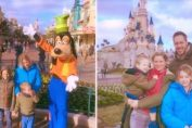kim clijsters familie paris disneyland