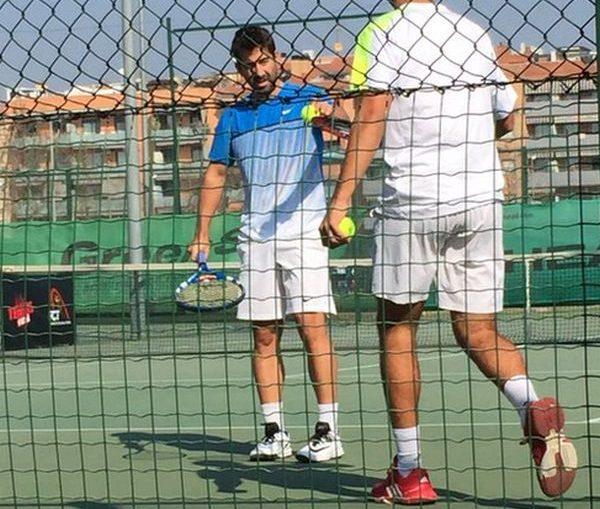 Marc lopez itf spania tenis