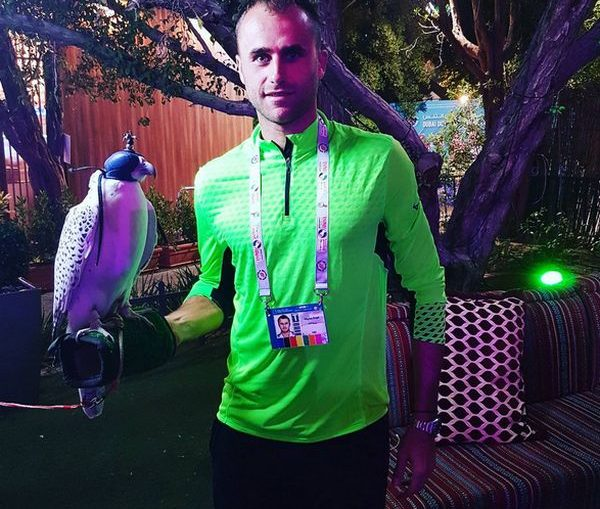 marius copil dubai players party