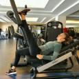 Simona Halep a revenit azi în sala de fitness pentru a-şi încerca starea genunchiului stâng, cel din cauza căruia a ratat meciul de Fed Cup cu Belgia, dar şi turneele...