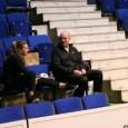 Simona Halep, a patra jucătoare a lumii în acest moment, a asistat la antrenamentul de azi al echipei de Fed Cup a României. Aflată în tribună, alături de antrenorul ei,...