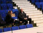 FOTO: Simona Halep a asistat la antrenamentul fetelor din Fed Cup. Problemele la genunchi s-au agravat