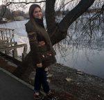 FOTO: Simona Halep la plimbare în parc, duminica