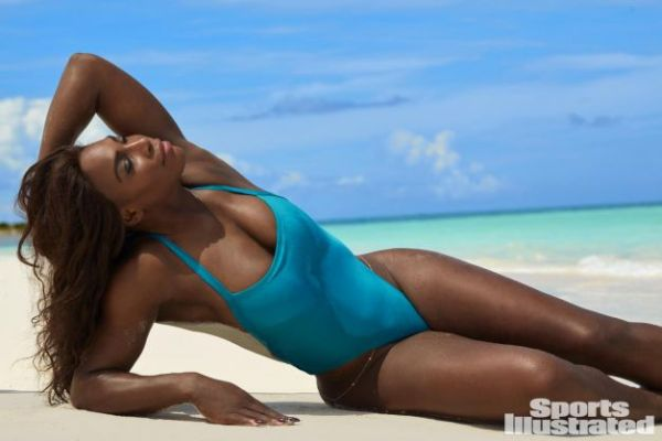 sports illustrated serena williams