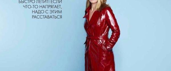 Rusoaica Svetlana Kuznetsova este absentă din circuit săptămâna aceasta, dar ea are motive de satisfacție personală, pentru că tocmai au fost publicate fotografiile pe care le-a făcut pentru revista OK!...