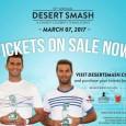 Horia Tecău și partenerul său, olandezul Jean Julien Rojer, vor participa la un turneu caritabil azi: Desert Smash. Horia Tecău și Rojer vor juca un meci demonstrativ alături de frații...
