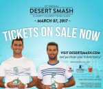 Horia Tecău va participa la un turneu caritabil: Desert Smash