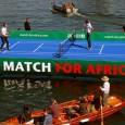 """Al treilea """"Meci pentru Africa"""" organizat de Roger Federer a avut loc luni, la Zurich. De data asta partenerul – adversar al lui Federer a fot liderul clasamentului mondial, Andy..."""