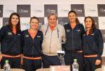 Fed Cup România – Marea Britanie: Simona Halep şi Heather Watson deschid balul. Iată ordinea meciurilor de la Mamaia