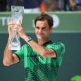 Roger Federer l-a învins din nou pe Rafael Nadal și a mai cucerit un titlu. De data asta la Miami. În finala turneului de la Miami, Roger Federer l-a învins...