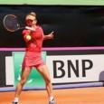 Simona Halep, a cincea jucătoare a lumii, nu aavut nici o emoţie în a se impune în faţa Johannei Konta şi a aduce România la doar o victorie de un...