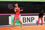 WTA Stuttgart: Simona Halep şi-a aflat adversara din sferturi. La dublu, românca a fost eliminată