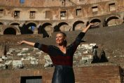 Maria sharapova colosseum