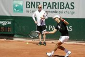 djokovic agassi roland garros