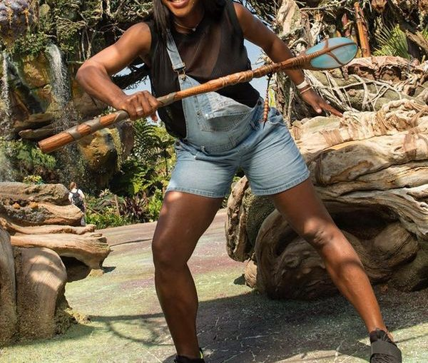 serena williams disney