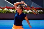 WTA Madrid: S-a stabilit ora finalei Simonei Halep. Iată cu cine va juca
