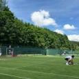 Florin Mergea și partenerul său, Aisam-Ul-Haq Qureshi, s-au calificat în turul secund al turneului de la Wimbledon. În primul tur al probei de dublu, favoriții 14 s-au impus cu scorul...