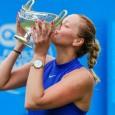 Încă o pagină frumoasă în istoria modernă a sportului s-a scris azi. Petra Kvitova a cucerit titlul la Birmingham la 6 luni după ce a fost tăiată cu cuțitul de...
