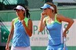 WTA Tokyo: Raluca Olaru s-a calificat în sferturi la dublu