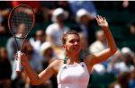 """Roland Garros: Simona Halep, după o calificare excepțională în semifinale: """"A fost mai bine că nu am știut că Svitolina a avut minge de meci"""""""