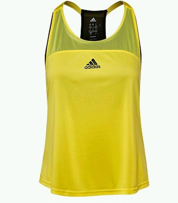 adidas echipament simona halep galben