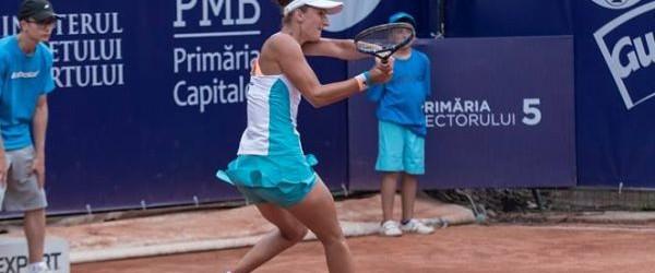 Irina Begu a reuşit să cucerească în premieră titlul la BRD Bucharest Open. În finala disputată azi, Irina Begu a învins-o cu scorul de 6-3, 7-5, pe nemţoaica Julia Goerges....