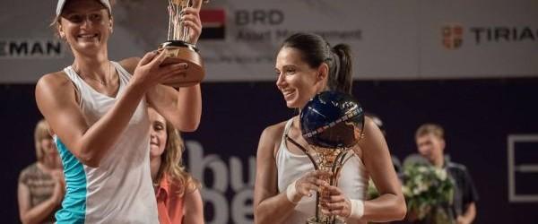 Turneul BRD Bucharest Open a fost o adevărată trambulină în clasmentul mondial pentru campioane. La simplu, Irina Begu a urcat 20 de locuri și ocupă poziția 38 în clasamentul mondial....
