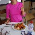 Calificată în optimile de finală ale probei de dublu din cadrul turneului de la Wimbledon, Monica Niculescu are toate motivele să zâmbească și să ia o masă sănătoasă. Monica Niculescu...