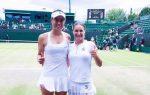 Wimbledon: Monica Niculescu va juca sâmbătă seară finala de dublu