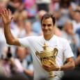 Roger Federer a scris o pagină de istorie în tenisul mondial. El a cucerit pentru a opta oară titlul de campion la Wimbledon. În finala disputată azi. Roger Federer l-a...