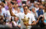 Wimbledon – FOTOGALERIE: Imagini cu Roger Federer și trofeul câștigat a opta oară