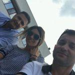 """Simona Halep, în vizită la BRD Bucharest Open: """"Sunt deja dornică să joc meciuri"""""""