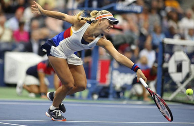 angelique kerber us open adidas
