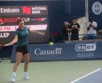 WTA Rogers Cup: A venit ora debutului Simonei Halep. Iată de la ce oră și cine televizează partida