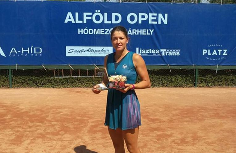 alexandra dulgheru trofeu ungaria itf