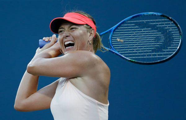 maria sharapova tenis
