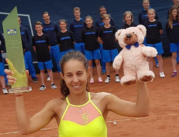mihaela buzarnescu trogeu tenis
