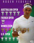 TERENUL FANILOR, la serviciu Paul: Roger Federer, un Maestro ca nimeni altul