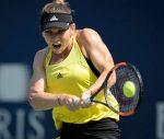 WTA Rogers Cup: Simona Halep încheie programul zilei la Toronto. Iată de la ce oră ar urma că joace în sferturi