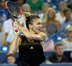 WTA Cincinnati: Simona Halep și Sloane Stephens joacă diseară în semifinale. Iată de la ce oră și cine televizează meciul