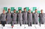 Cupa Davis: Imagini cu echipa României în Austria