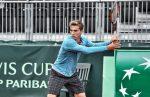 Cine televizează de vineri până duminică meciul de Cupa Davis Austria – România