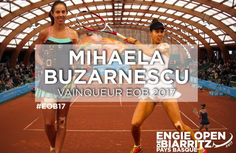 mihaela buzarnescu tenis biarritz campioana