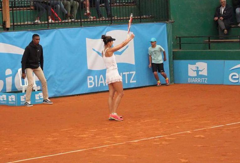 mihaela buzarnescu finala biarritz