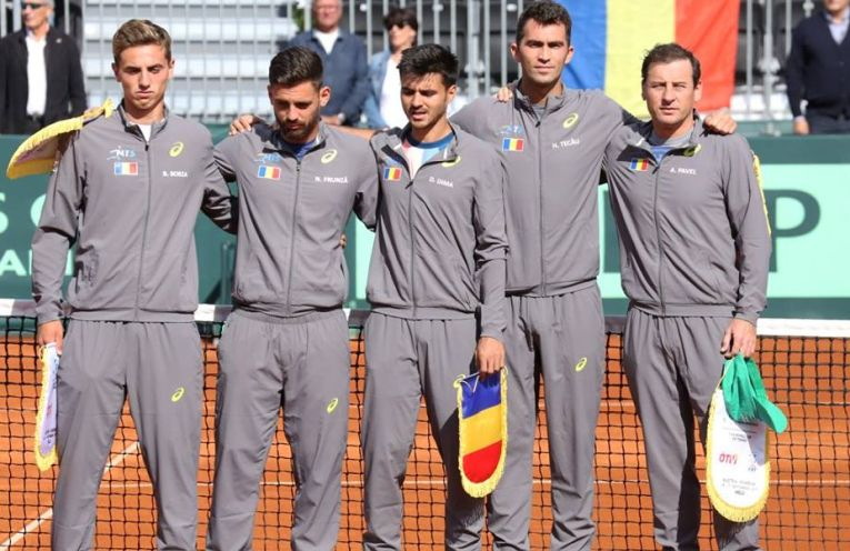 cupa davis romania echipa austria