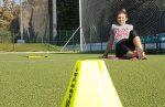 FOTO: Simona Halep pregătește turneele asiatice cu tricouri cu mesaj