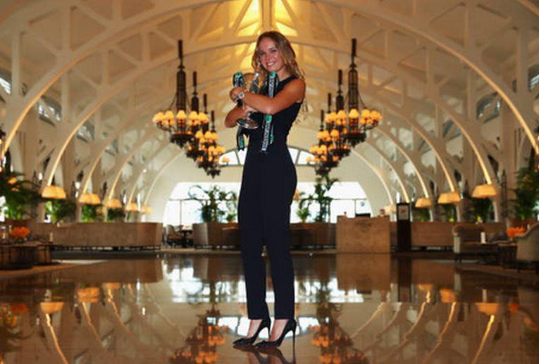 caroline wozniacki trofeu turneul campioanelor