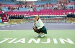 Maria Sharapova a cucerit primul trofeu WTA de la revenirea după scandalul de dopaj. Iată pe ce loc va urca după acest succes