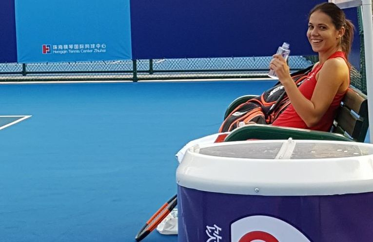 raluca olaru zhuhai antrenament tenis